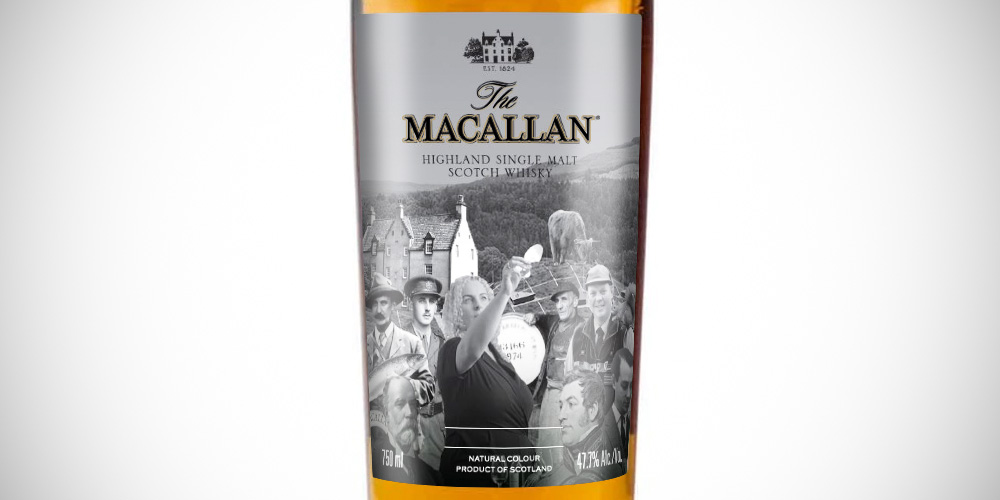 Macallan single malt - Sarah Burgess