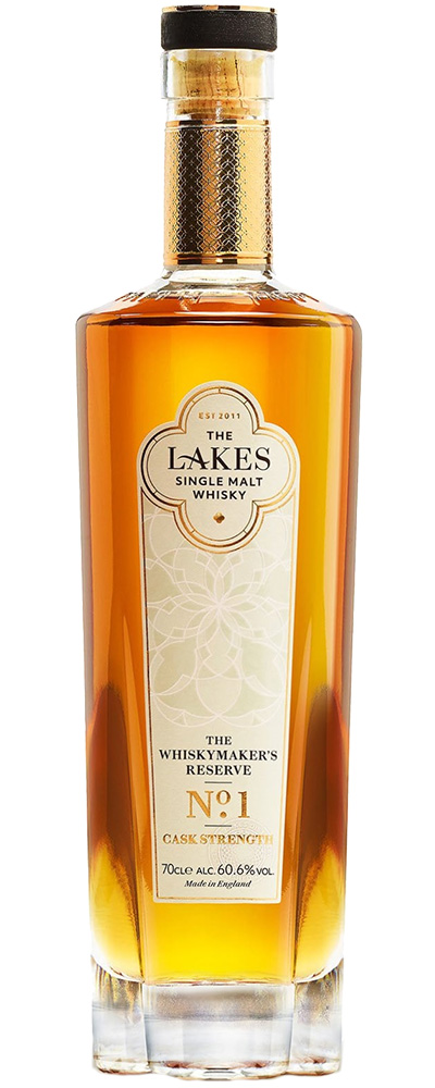 The Lakes Whiskymaker's Reserve No.1 & No.2