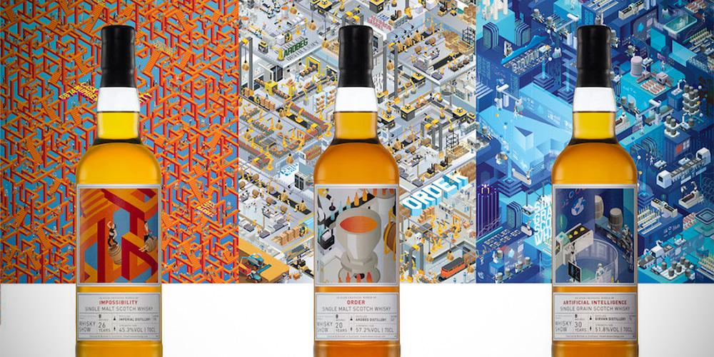 Whisky Show 2020 - Imperial, Ardbeg, Girvan
