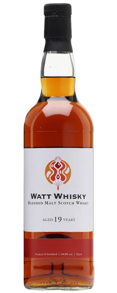Blended Malt 19 Years (Watt Whisky)