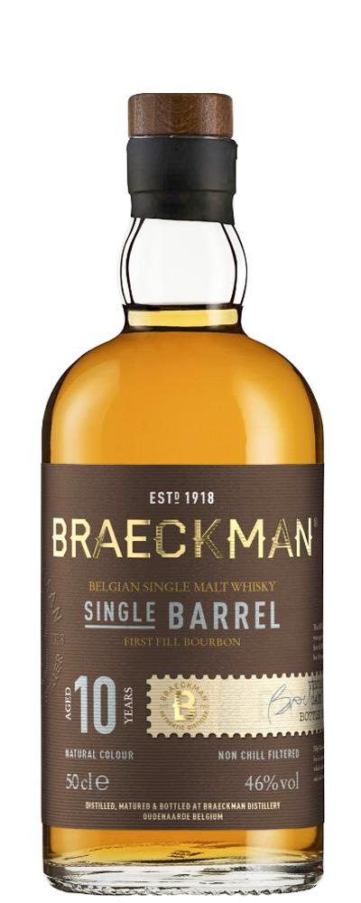 Braeckman Single Malt + Single Grain whisky