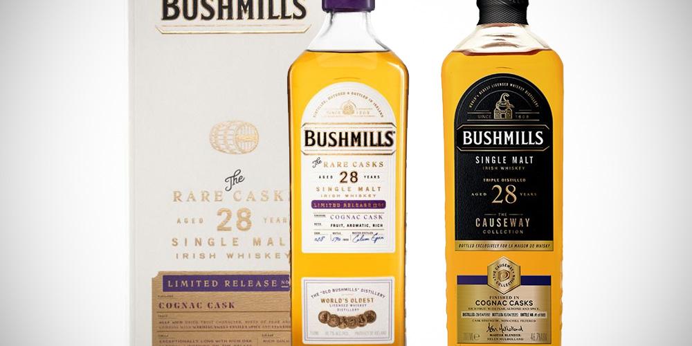 Bushmills 28 Years cognac casks 1992