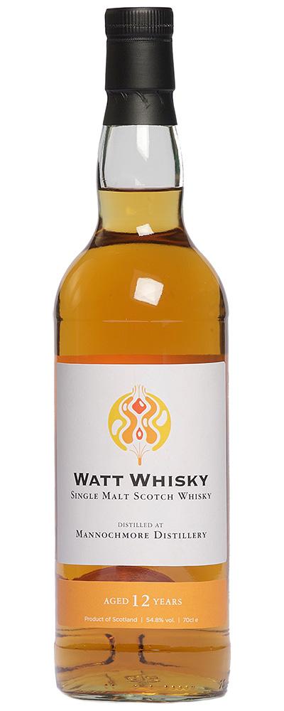 Mannochmore 2008 (Watt Whisky)