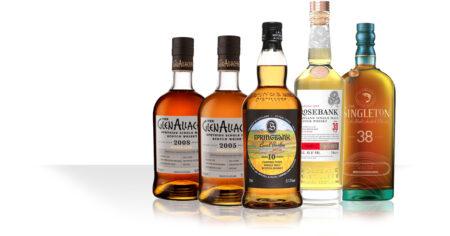 Springbank Local Barley / Rosebank 30 Years / GlenAllachie single cask whisky