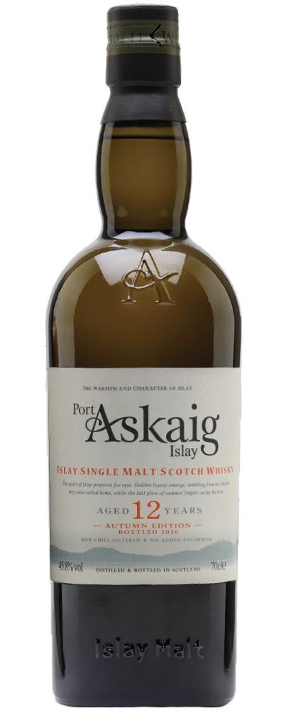 Port Askaig 12 Years Autumn Edition