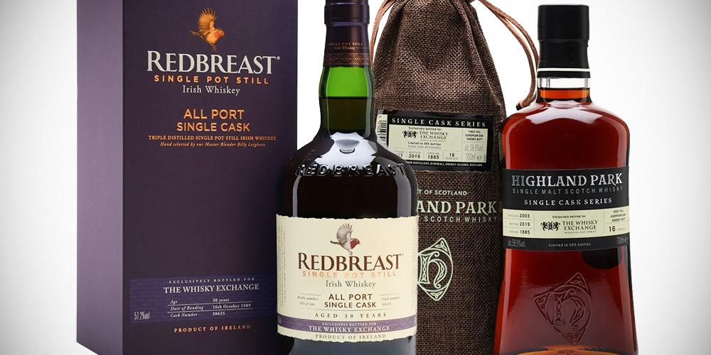 Redbreast 30 Years Port Cask / Highland Park 2003