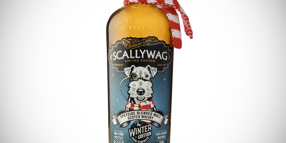 Scallywag Winter Edition Cask Strength