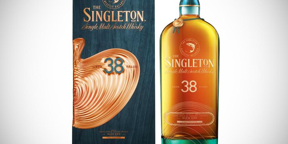Singleton of Glen Ord 38 Years