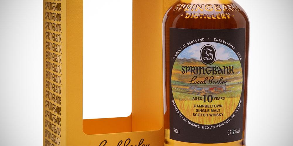 Springbank Local Barley 10 Years 2020