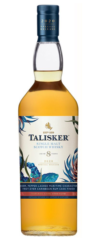 Talisker 8 Years (Special Releases 2020)