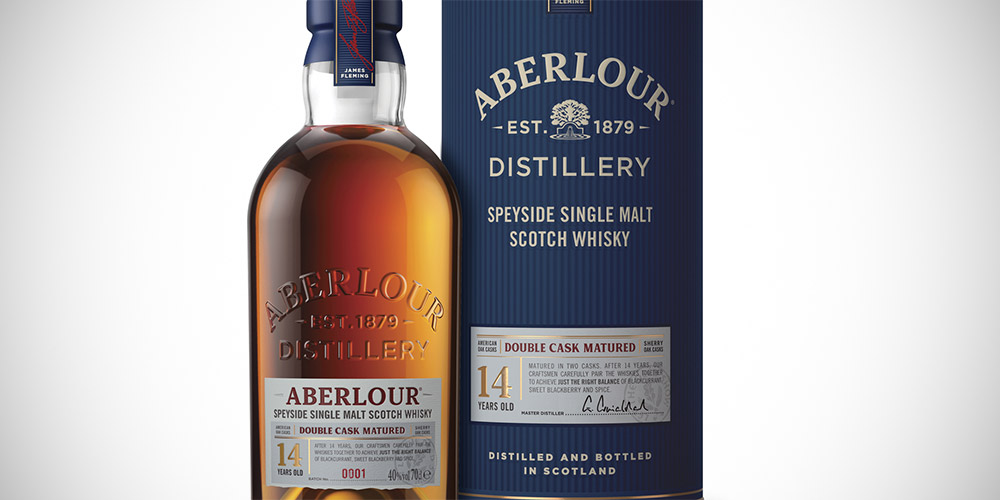 Aberlour 14 Years Double Cask