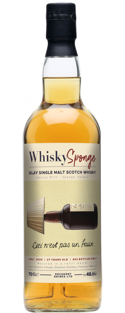 Islay 1992 (Whisky Sponge)