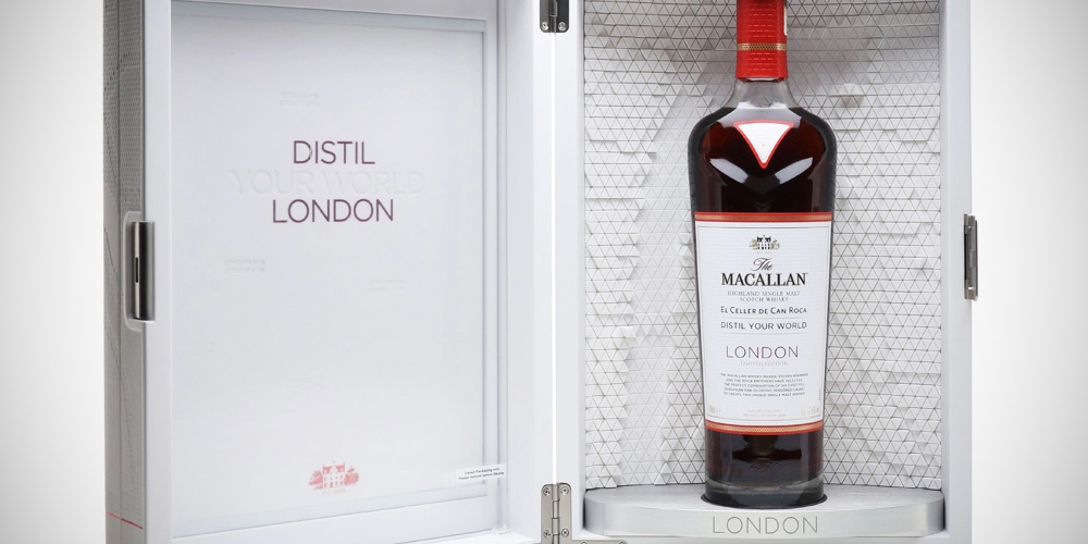 Macallan Distil Your Would: London