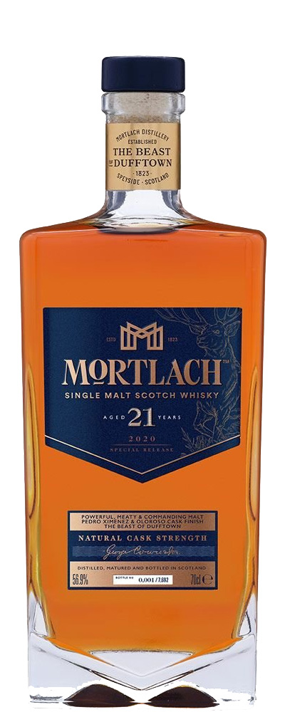 Mortlach 21 Year Old (Special Releases)