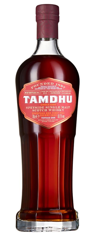 Tamdhu 2006 cask #1913 (for DeinWhisky.de)