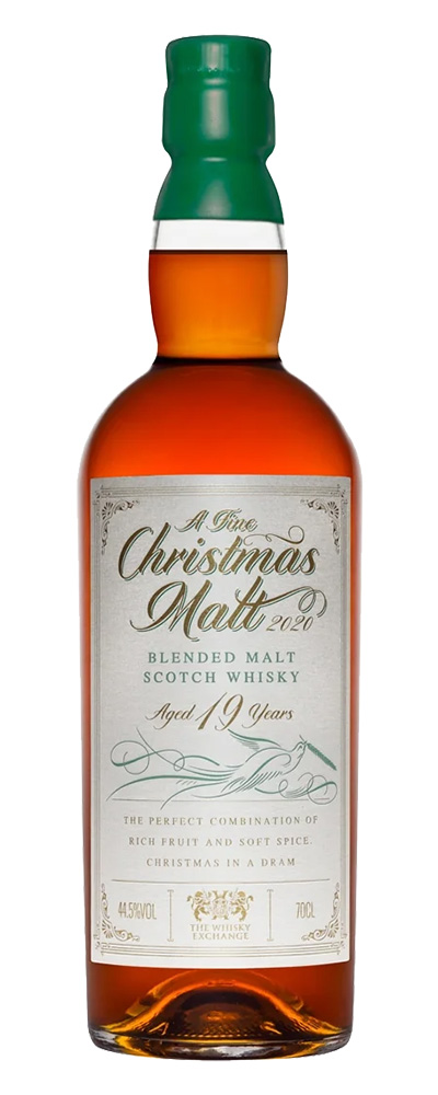 A Fine Christmas Malt 2020 (The Whisky Exchange)