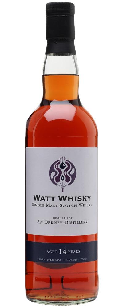Orkney 2006 / Allt-a-Bhainne 1997 / Dailuaine 2008 / Inchgower 2007 (Watt Whisky)