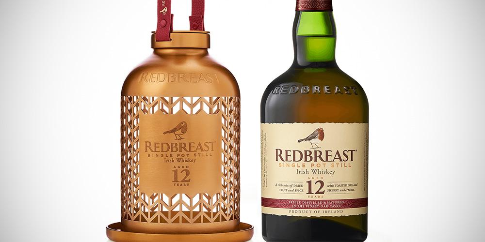 Redbreast 12 Years - Bird feeder