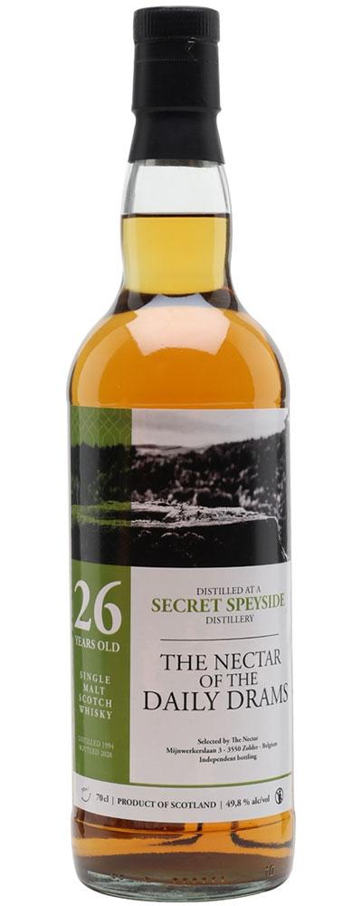 Secret Speyside 1991 & 1994 (Nectar of the Daily Drams)