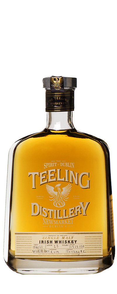 Teeling 1996 Fill Your Own / Chinkapin Oak / Pot Still Distillery Exclusive
