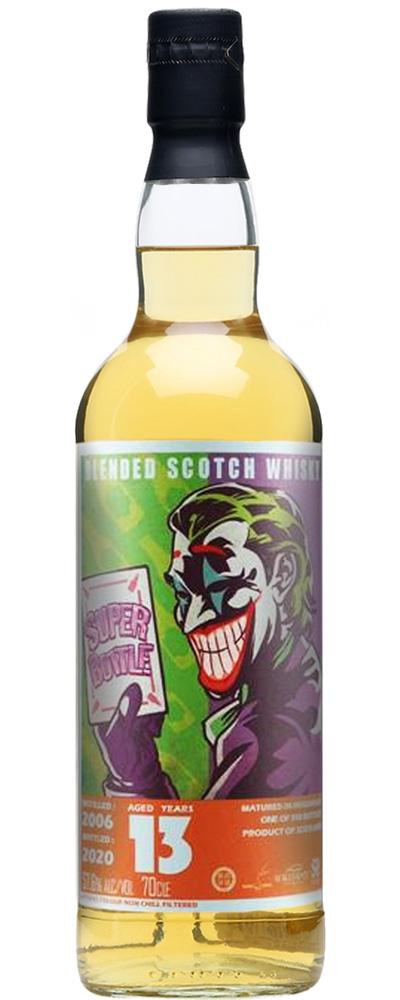 Blended Scotch 2006 / Caol Ila 2008 Super Bottle (Whiskay)