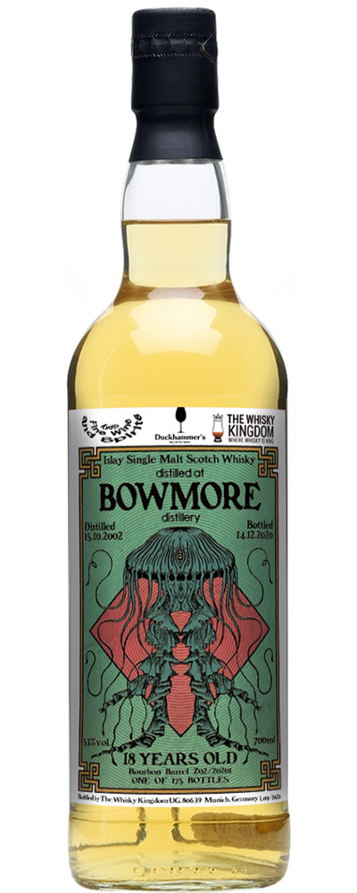 Bowmore 2002 (Wu Dram Clan)