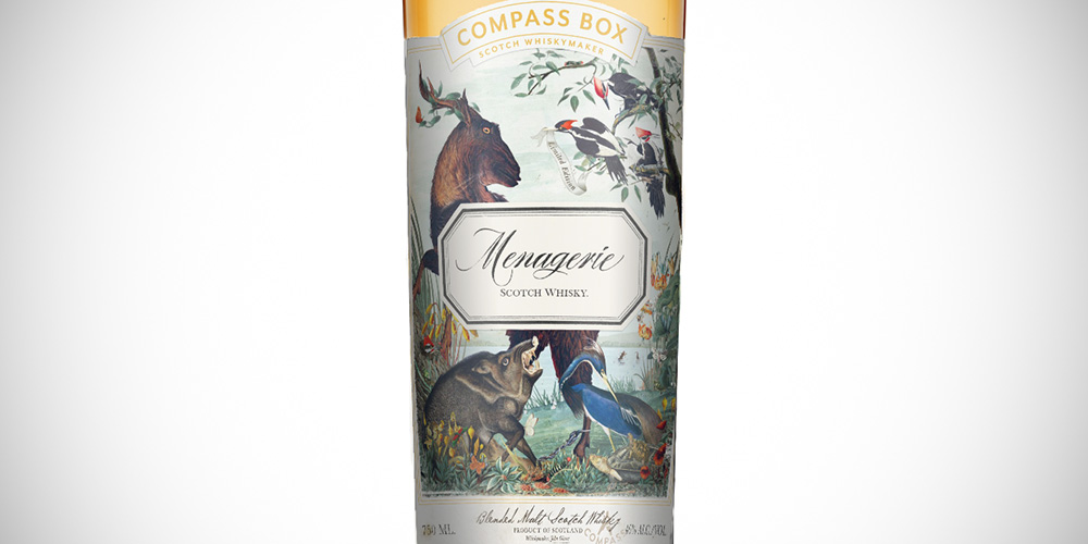 Compass Box Menagerie - blended malt