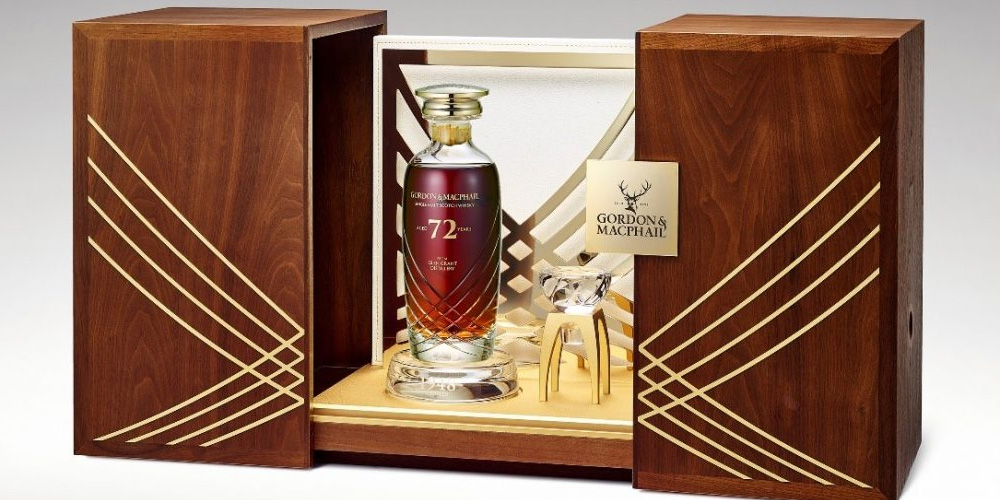 Glen Grant 1948 72 Years - Gordon & Macphail