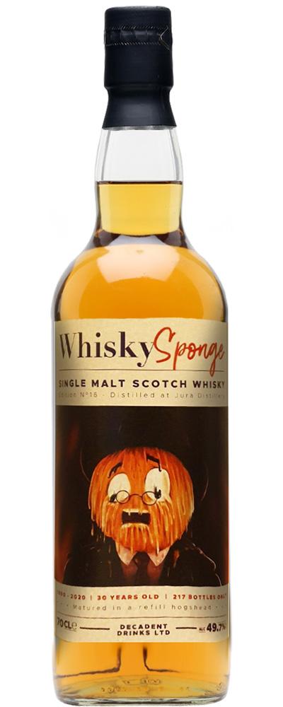 Jura 1990 (Whisky Sponge)
