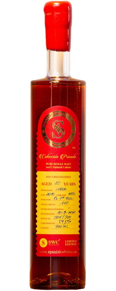 Liber 10 / 12 / 14 / 16 Years (Spanish Whisky Club)