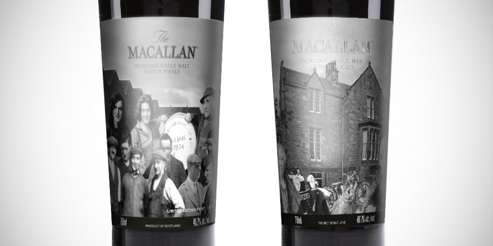 Macallan Anecdotes of Age