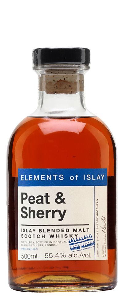 Peat & Sherry / Peat Cubed Root (Elements of Islay)