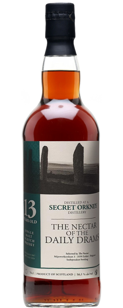Secret Orkney 2007 (The Nectar of the Daily Drams)