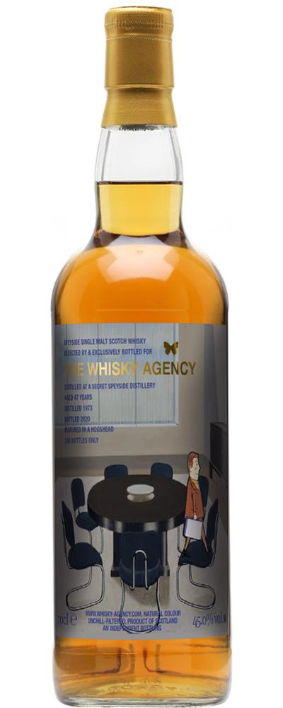 Secret Speyside 1973 (Whisky Agency)