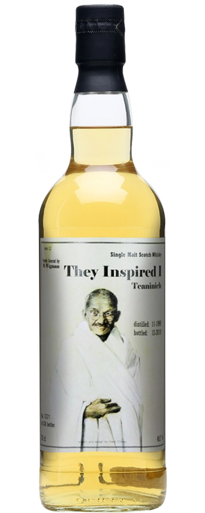 Teaninich 1999 (Dutch Whisky Connection)