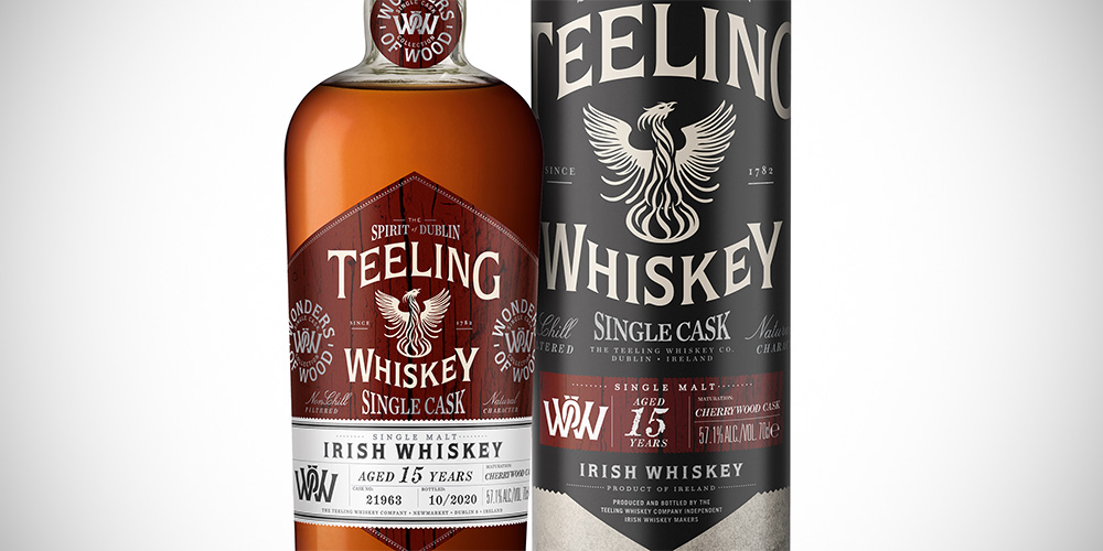 Teeling Cherry Wood 15 Years