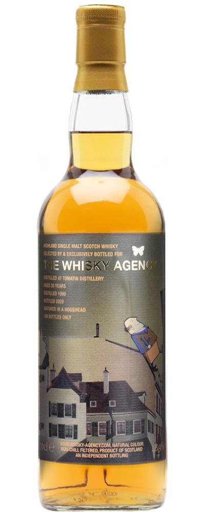 Tomatin 1990 (The Whisky Agency)