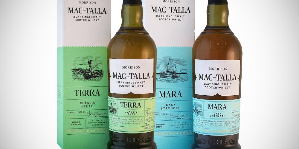 Mac-Talla Terra / Mara