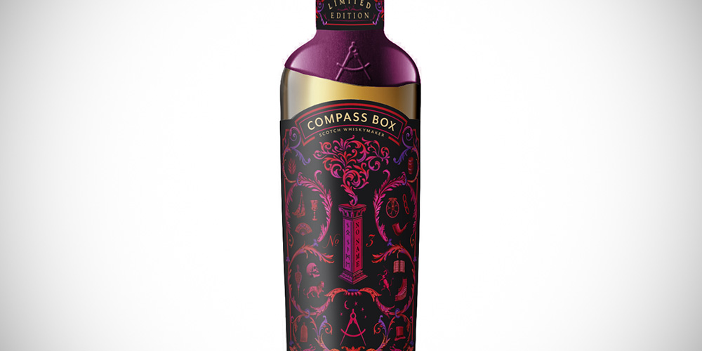 Compass Box No Name No.3
