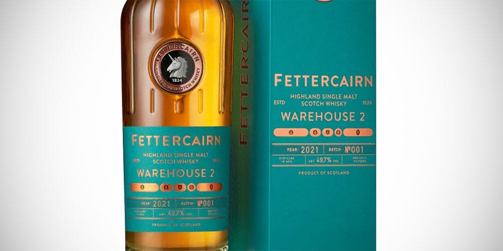 Fettercairn Warehouse 2 - Batch 001