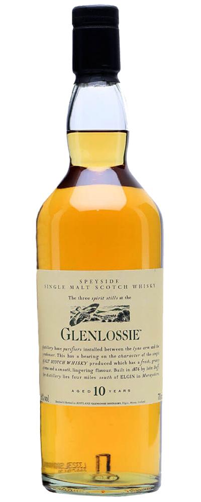 Glenlossie 10 / Glen Spey 12 / Linkwood 12 / Mortlach 16 (Flora & Fauna)