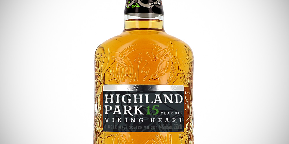 Highland Park 15 Viking Heart