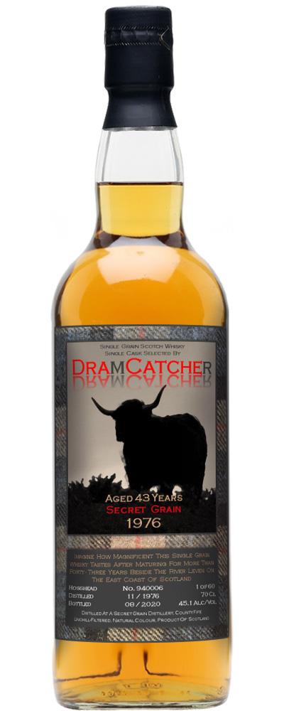 Secret Grain 1976 / Secret Irish 2002 (Dramcatcher)