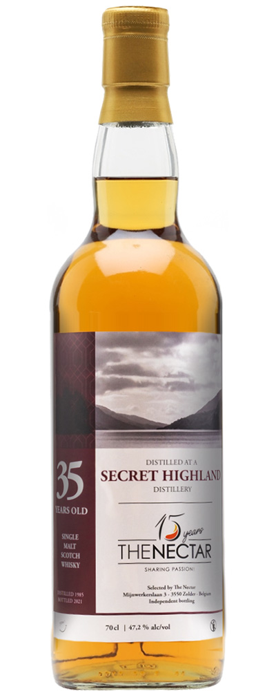 Secret Highland 1985 (The Nectar of the Daily Drams)