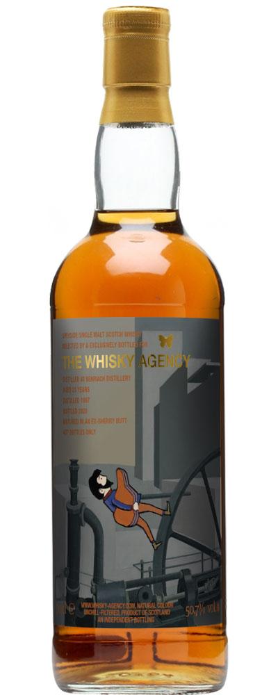 BenRiach 1997 (The Whisky Agency) / BenRiach 1995 (Maltbarn)