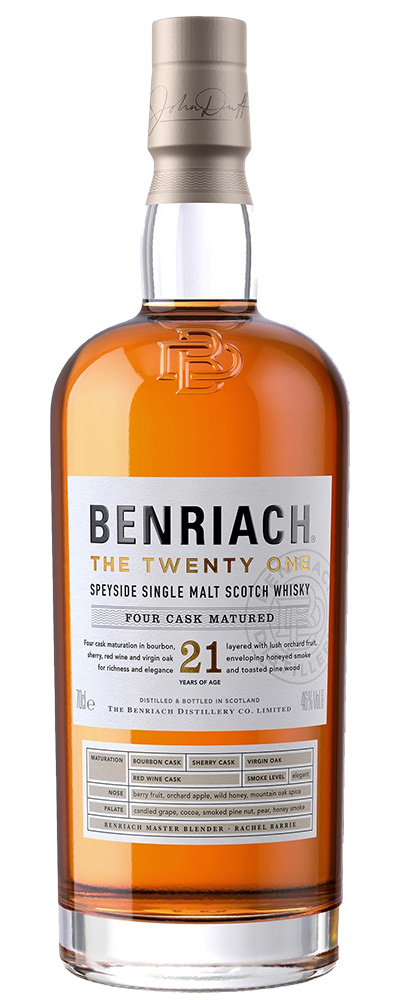Benriach 21 / 25 / 30 Year Old