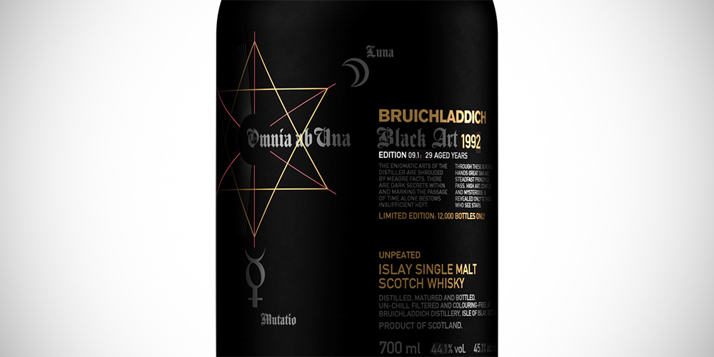 Bruichladdich Black Art 9.1 1992