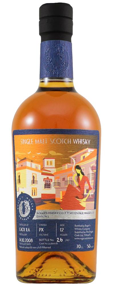 Caol Ila 2008 (Roger's Whisky) vs. Caol Ila 2007 (Maltbarn)