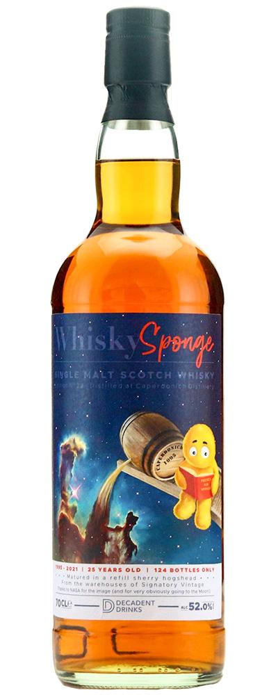 Caperdonich 1995 (WhiskySponge)