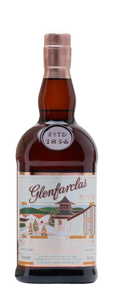Glenfarclas 21 Years / Glenfarclas 15 Years (TWE exclusives)